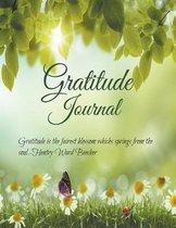 Gratitude Journal - Jumbo Size