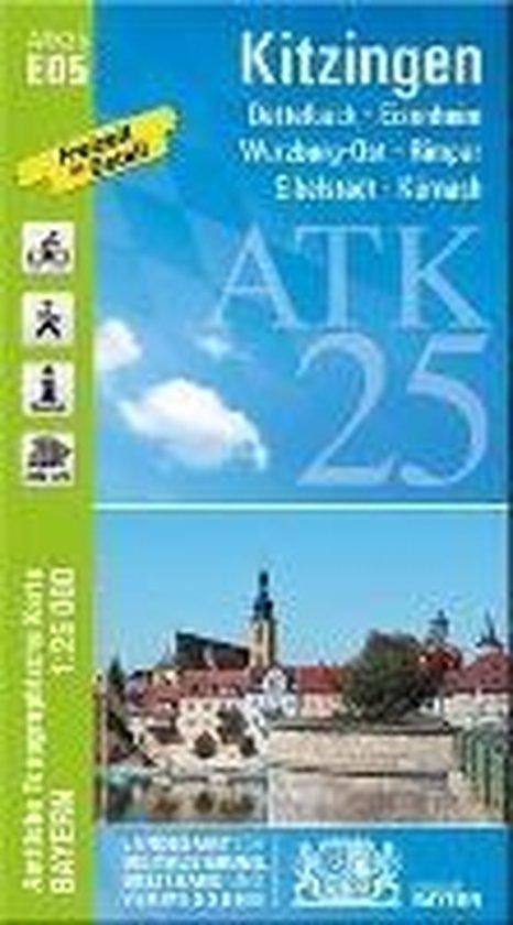 Kitzingen 1:25 000