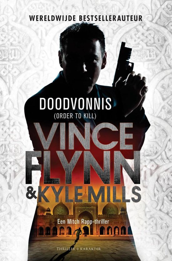 Doodvonnis - Vince Flynn |