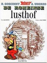 Boek cover Asterix 17. de romeinse lusthof van Albert Uderzo