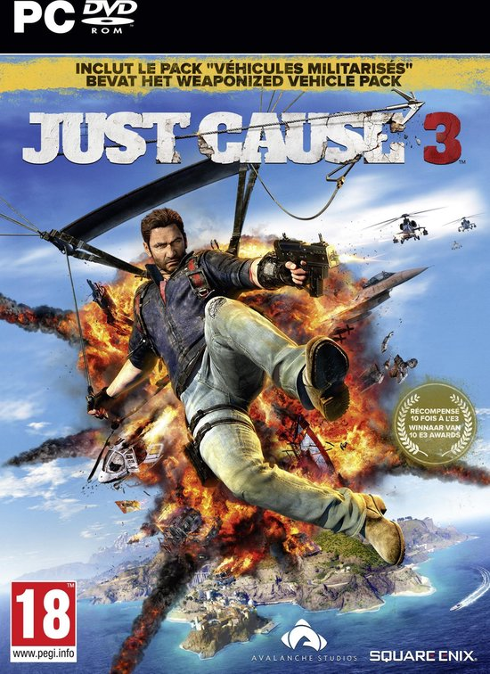 Just Cause 3 - Day One Edition - Windows