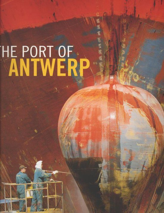 The port of Antwerp - Tom D' Haenens   Fthsonline.com