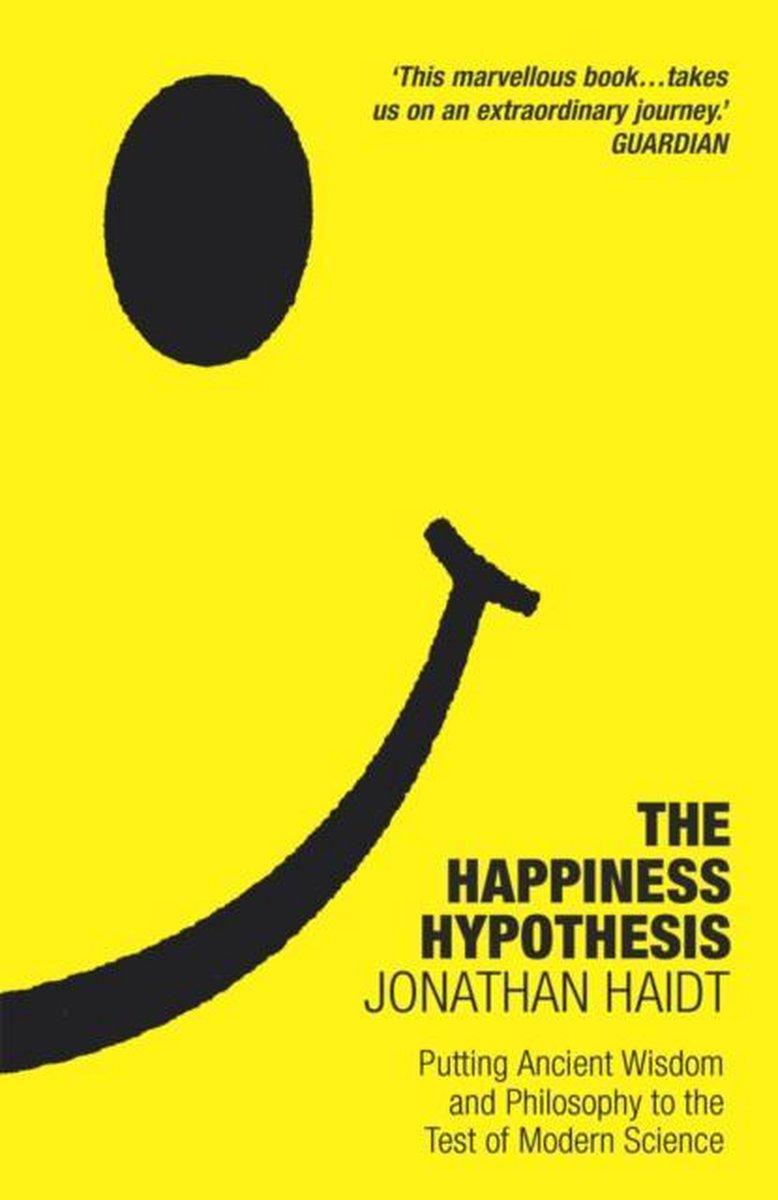 Happiness Hypothesis - Jonathan Haidt