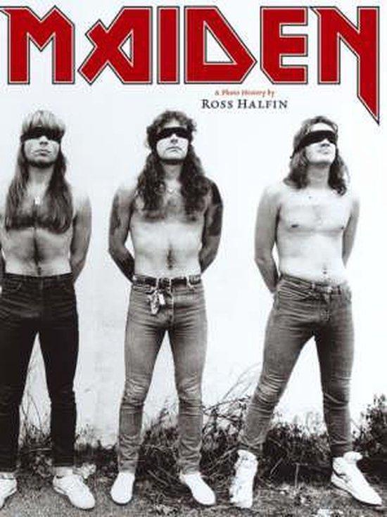Boek cover Iron Maiden van Ross Halfin (Paperback)