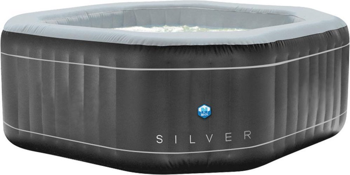 Netspa Silver 5-Persoons Opblaasbare Spa