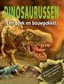 Afbeelding van het spelletje Kinderboeken Rebo Dino - Dinosaurussen: Een boek en bouwpakket. 6+