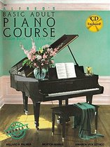 Boek cover AlfredS Basic Adult Piano Course Lesson Book 2 van Willard A Palmer