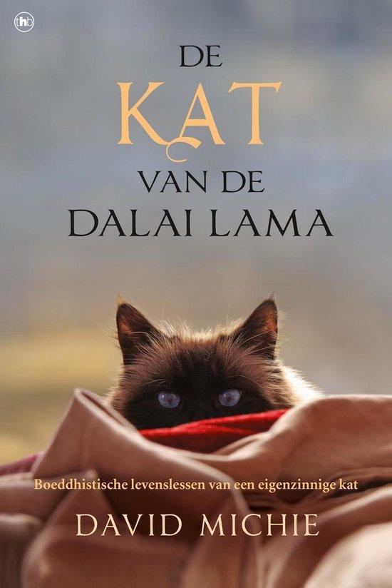 De kat van de Dalai Lama - David Michie | Readingchampions.org.uk