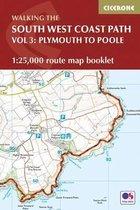 South West Coast Path Map Booklet - Vol 3