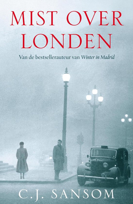 Mist over Londen - C.J. Sansom | Fthsonline.com