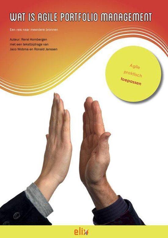 Wat is agile portfolio management? - René Hombergen |