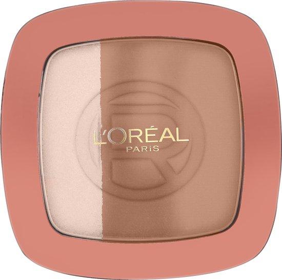 L'Oréal Paris Glam Bronze - 102 Harmonie Brune - Bronzer
