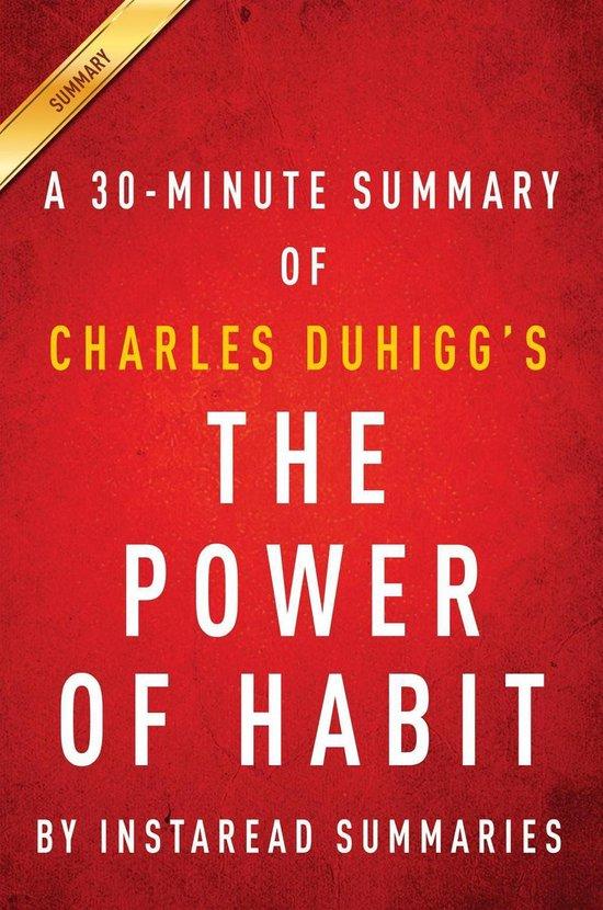 Boek cover Summary of The Power of Habit van Instaread Summaries (Onbekend)