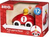 BRIO Push & Go Race auto -30226