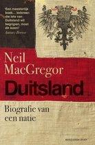 Boek cover Duitsland van Neil MacGregor (Onbekend)