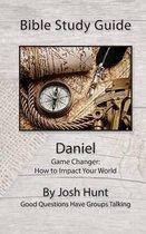 Boek cover Bible Study Guide -- Daniel van Josh Hunt