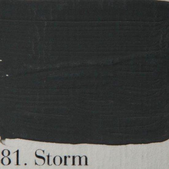 L'authentique krijtverf 2.5 lit. kleur 81 Storm