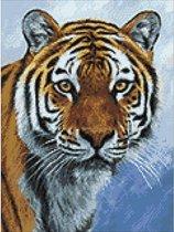 Wizardi Diamond Painting Tiger