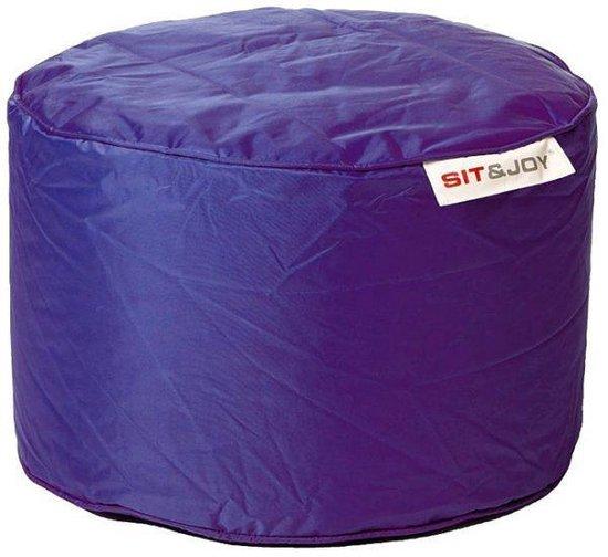 Zitzak Van Sit En Joy.Bol Com Sit Joy Zitzak Small Dot 55cm Purple