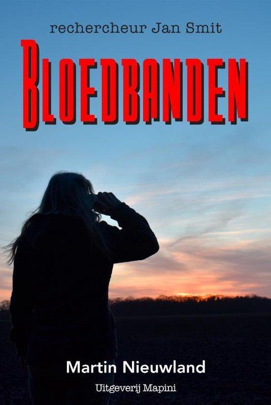 rechercheur Jan Smit 2 - Bloedbanden - Martin Nieuwland | Fthsonline.com