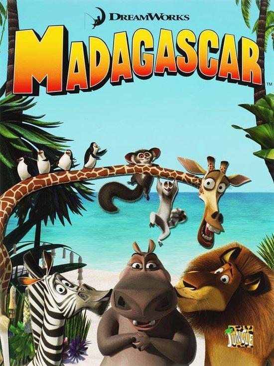 Cover van het boek 'Madagascar / 1 Madagascar'