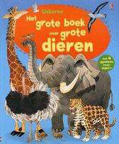 Het grote boek over grote dieren