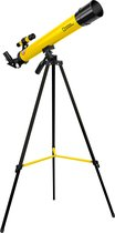 National Geographic Telescoop 50/600 100x Aluminium Zwart