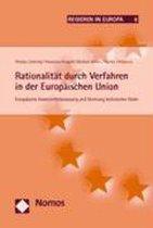 Rationalitat Durch Verfahren in Der Europaischen Union