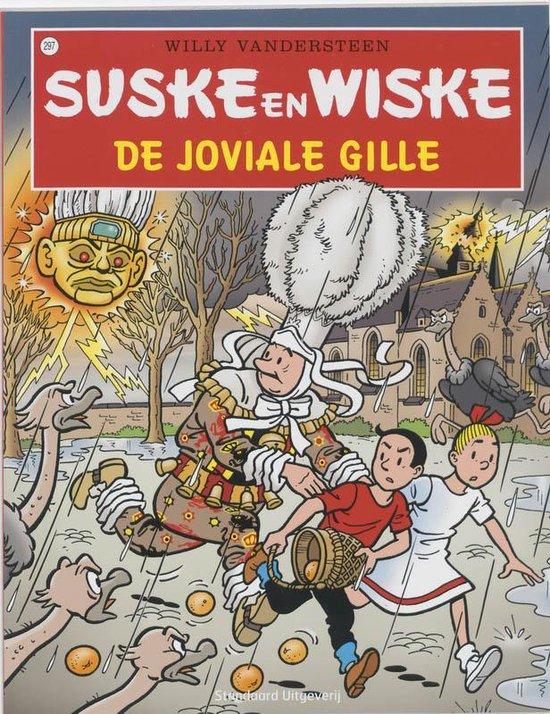 Suske en Wiske 297 de joviale gille - Willy Vandersteen |