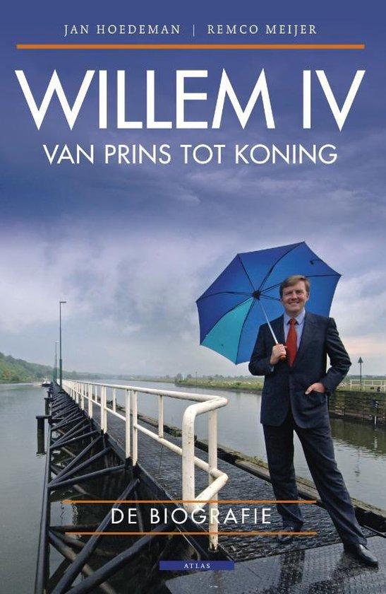 Cover van het boek 'Willem IV'