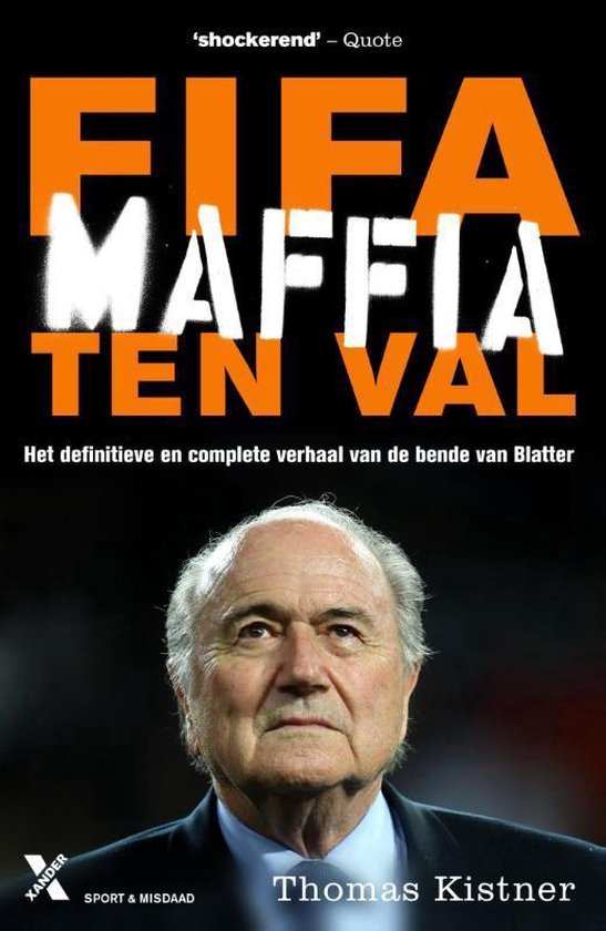 Fifa maffia ten val - Thomas Kistner | Readingchampions.org.uk