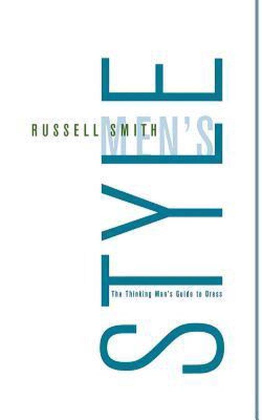Boek cover Mens Style van Russell Smith (Paperback)