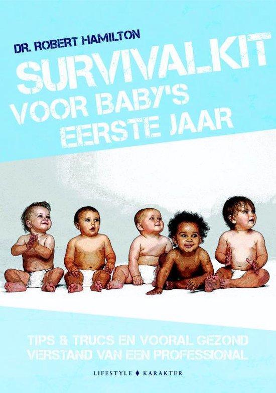 Survivalkit voor baby's eerste jaar - Dr. Robert Hamilton | Fthsonline.com