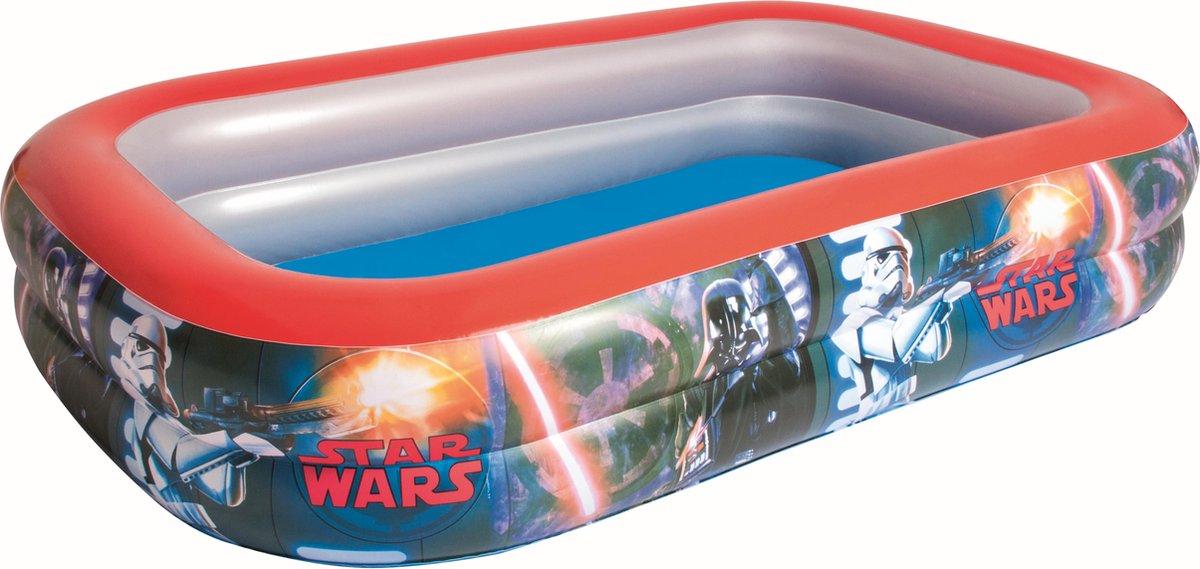 Bestway Star Wars Familiebad 262x175x51