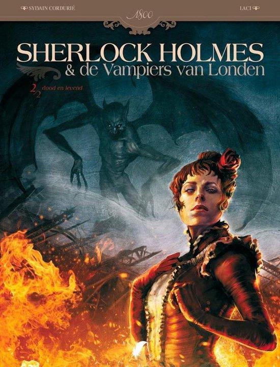 Collectie 18 -Sherlock Holmes 002/2 Dood en levend - Laci |