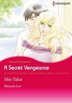 Omslag A Secret Vengeance (Harlequin Comics)