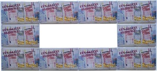 Kado - Geld Enveloppen - Set van 10