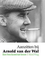 Boek cover Regio-Boek - Aanzitten bij Arnold van der Wal van Rene Vlug