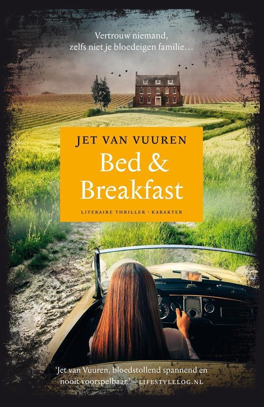 Bed & breakfast - Jet van Vuuren |
