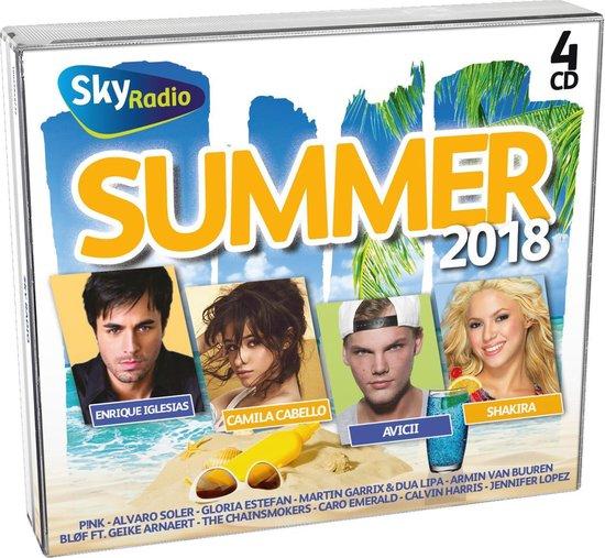 Sky Radio Summer 2018 - Various