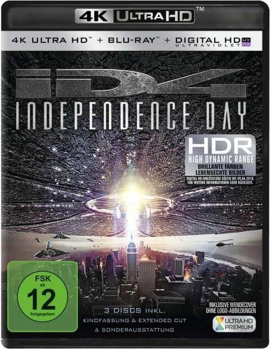 Independence Day (Ultra HD Blu-ray & Blu-ray)-