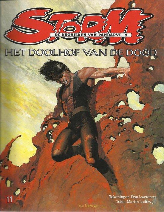 Storm De Kronieken van de Pandarve 2: Het doolhof van de dood - none |