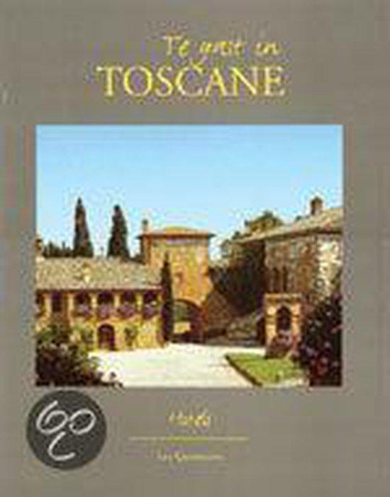 Te Gast In Toscane - Anne Davis  