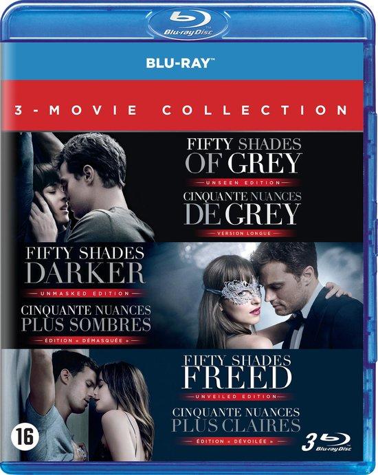 Fifty Shades Trilogy (Blu-ray) - Movie