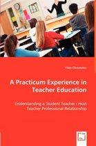 A Practicum Experience in Teacher Education