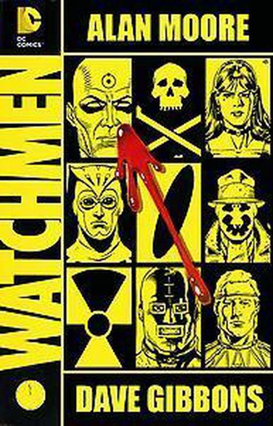Boek cover Watchmen The Deluxe Edition van Alan Moore (Hardcover)