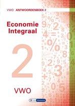 Economie Integraal vwo Antwoordenboek 2