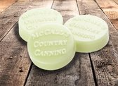 McCalls Candles Wax Melt Button Coconut Lime Verbena 3 stuks