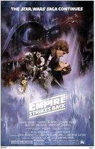 Star Wars-Empire Strikes Back poster Darth Vader-episode V-61 x 91.5 cm.