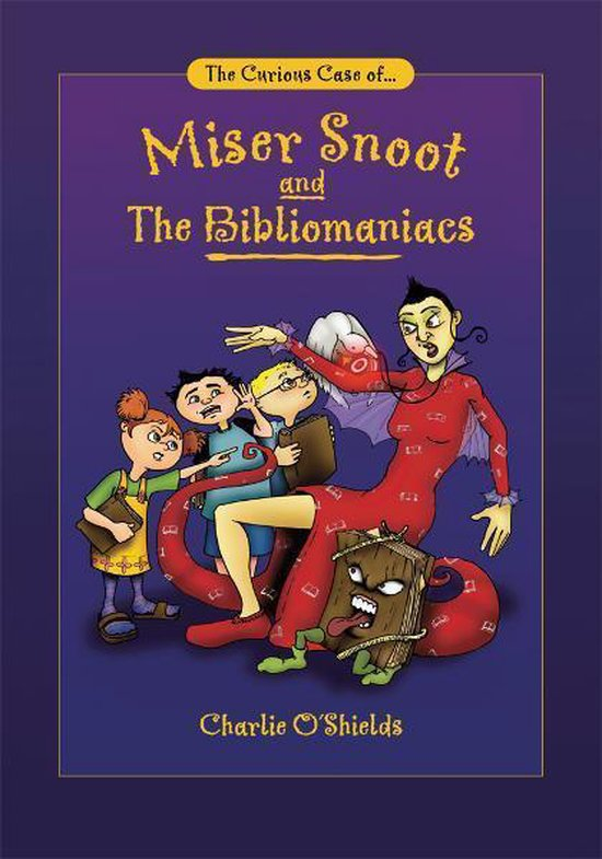 The Curious Case Of… Miser Snoot and the Bibliomaniacs